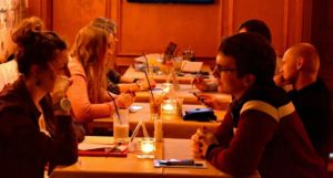 Speed Dating: бизнес по организации быстрых свиданий