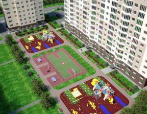 Бизнес идеи: Благоустройство территорий у многоквартирных домов