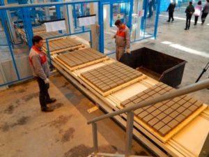 Бизнес по производству брусчатки. Выбор сырья, оборудования и технологии изготовления