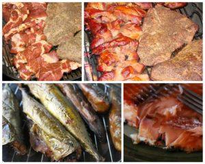 Как приготовить копченую рыбу самостоятельно - Закоптили
