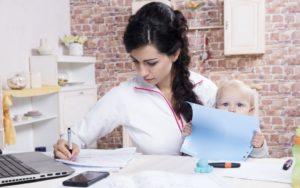 Как я искала работу в декрете – опыт мамы