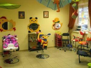 Как открыть детскую парикмахерскую