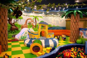 Доходный бизнес-план детской игровой комнаты