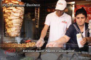 Как открыть ларек с шаурмой: составление бизнес плана