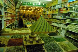 Магазин пряностей – идеи торговли