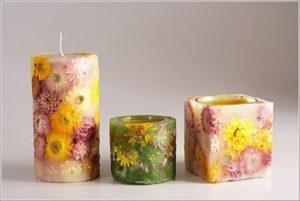 Секреты изготовления различных свечей ручной работы: от гелевых до восковых