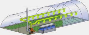 Водяное отопление теплицы – особенности конструкции, выбор труб