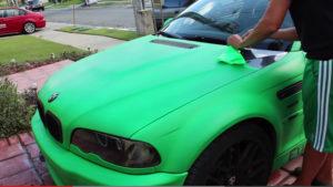 Покраска автомобиля жидкой резиной Plasti Dip: бизнес-идея для начинающих, для мужчин, в гараже, минимальные