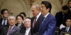 Японские инвестиции потекут рекой в Россию