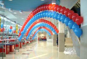 Бизнес идеи: Аэродизайн помещений и праздников