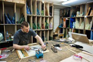 Как открыть багетную мастерскую — пошаговая инструкция