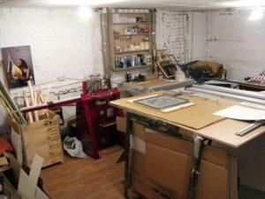 Как открыть багетную мастерскую