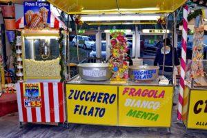 Бизнес по торговле попкорном