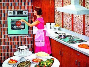 Организация порядка на кухне: советы хозяйке