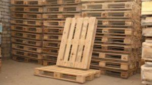 Производство поддонов и паллет возможно только при профессиональном подходе