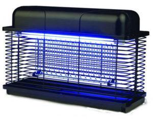 Лампа от комаров – устройство защиты от насекомых