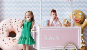 Как заработать на проведении детских и семейных фотосессий