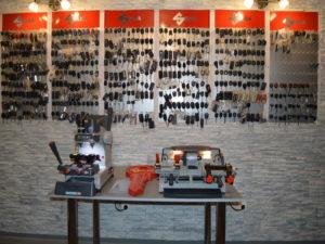 Как открыть бизнес по изготовлению ключей