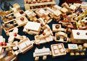 Бизнес идея – производство деревянных игрушек