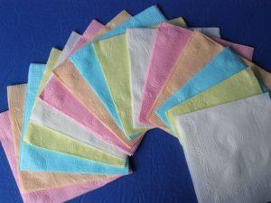 Бизнес напроизводстве бумажных салфеток