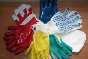 Перчатки рабочие оптом от производителя