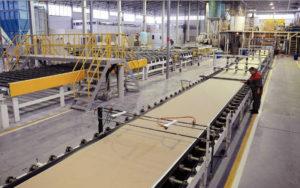 Производство и продажа гипсокартона