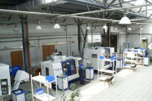 Организация производства на универсальном оборудовании