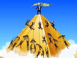 Причины возникновения возникновения финансовых махинаций пирамид и массовых спекуляций