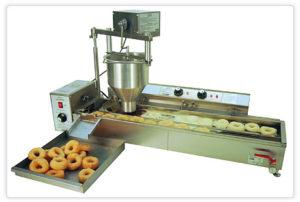 Оборудование для производства пончиков