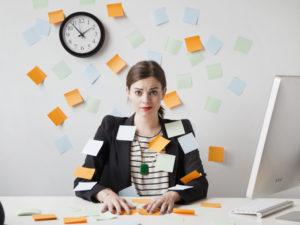 Организация рабочего времени в бизнесе