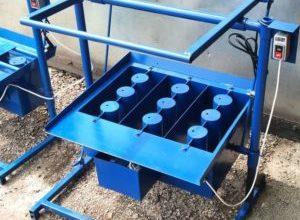 Оборудование для изготовления шлаков