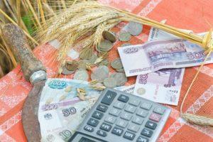 Кредиты на развитие сельского хозяйства