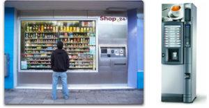 Наиболее выгодные места для установки торговых автоматов