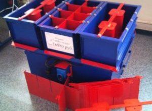 Установки для производства строительных блоков
